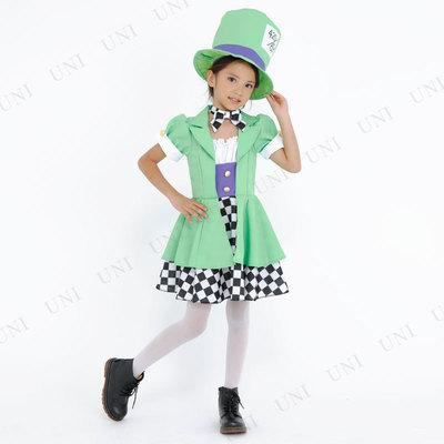 f85437dcc3db5 楽天市場 Patymo HALLOWEEN ガーリーハッター キッズ   コスプレ 衣装 ...