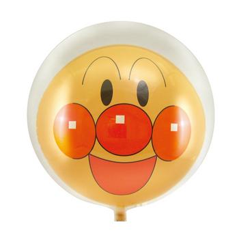 【取寄品】 ダブルバルーン ・アンパンマン(10枚入) 【 ふうせん 飾り イベント用品 パーティーグッズ パーティー用品 キャラクターバルーン ヘリウムガス 装飾品 風船 】
