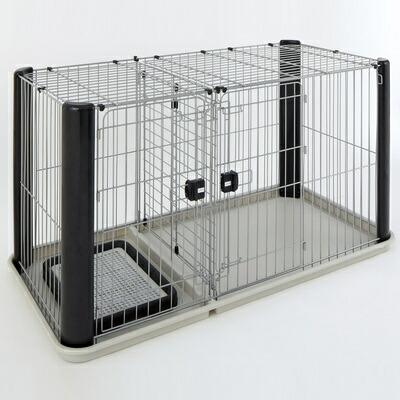 【送料無料】 【取寄品】 ヴィラフォートサークル 【 ペット用品 ケージ いぬ ペットグッズ イヌ 犬用品 】