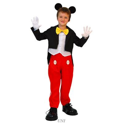 【あす楽12時まで】 コスプレ 仮装 子ども用ミッキーマウスS 【 コスプレ 衣装 ハロウィン 仮装 子供 コスチューム キッズ アニメ ディズニー 正規ライセンス品 パーティーグッズ 子供用 男の子 公式 こども 】