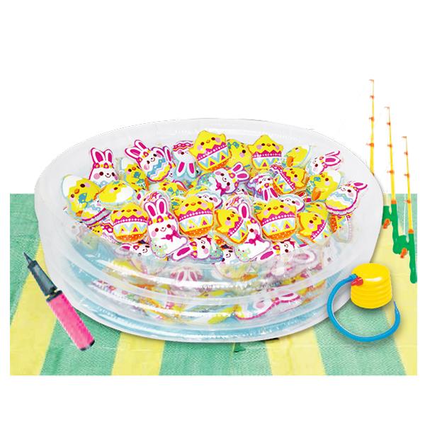 子供会 景品 夏祭り 縁日セットKishi's eセット ヨーヨーフィッシング イースター 1セット kisev62628