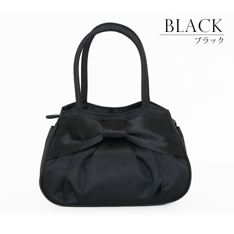 d5ec7f395d08 ... It is deep-discount for formal bag 弔事黒 four circle bag bag wedding  ceremony ...