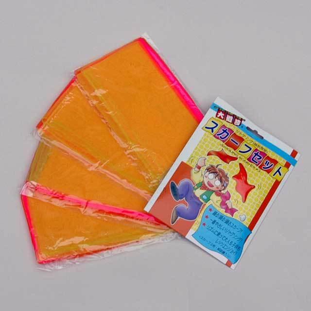 ◆マジック・手品◆スカーフセット(5組)◆J1125