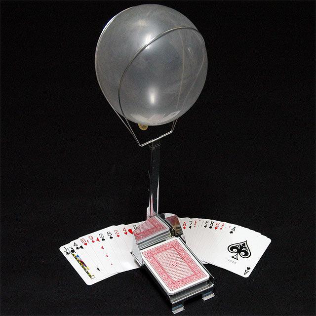 ◆マジック・手品◆新 風船カード◆H5213