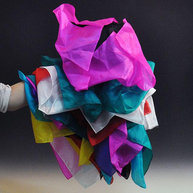 ◆決算セール◆マジック・手品◆ファンテンシルク (L サイズ 特上品)◆S8921