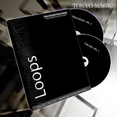 ●マジック関連●ループスDVD 2巻セット●ACS-1040D