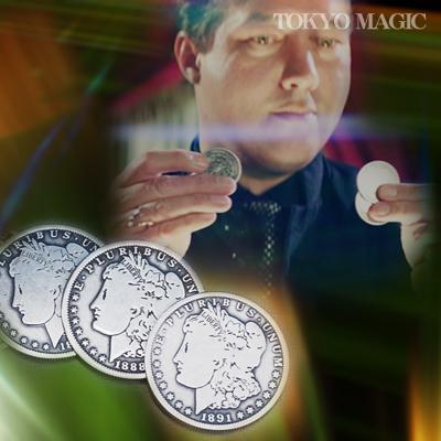 ●マジック関連●イリュージョン・コイン・プロ・モデル●ACS-1710