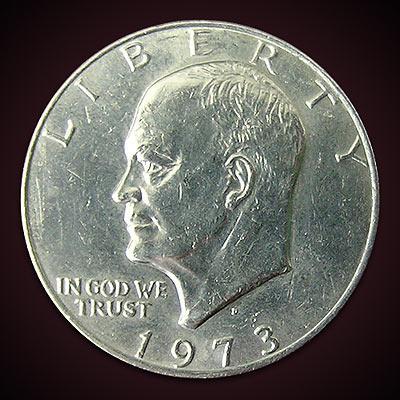 ●手品・マジック関連●コインマジック用コイン 1$(ワンダラー)●P-23A