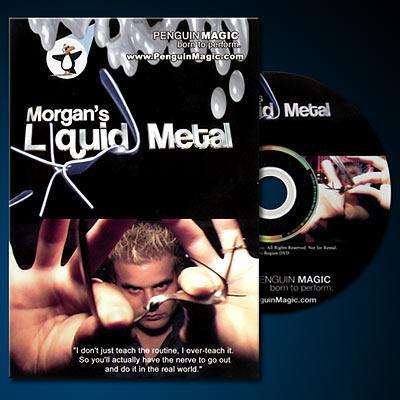 ●手品・マジック関連●リキッド・メタル DVD●RTL-1014