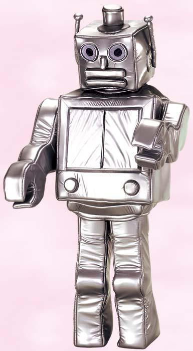 ●着ぐるみ・グッズ関連・大人用系●着ぐるみロボット君●MJP-266