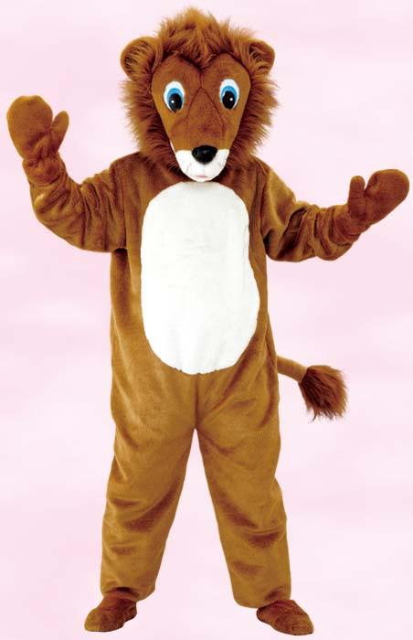 ●着ぐるみ・グッズ関連・大人用系●着ぐるみライオン●MJP-309