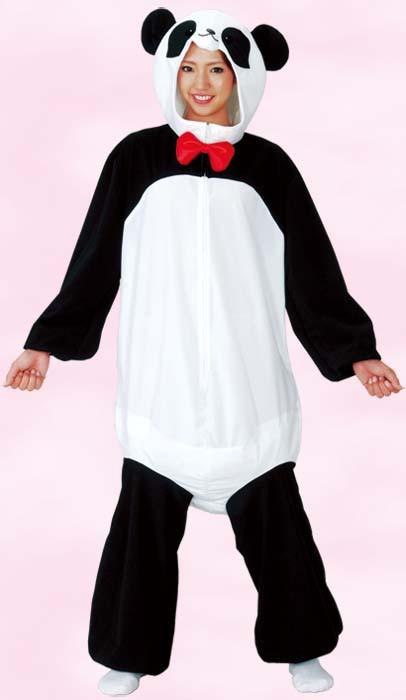 変身コスチュームのもこもこパンダさん 70%OFFアウトレット 着ぐるみ グッズ関連 大特価 MJP-405 変身あにまるすーつもこもこパンダ 大人用系