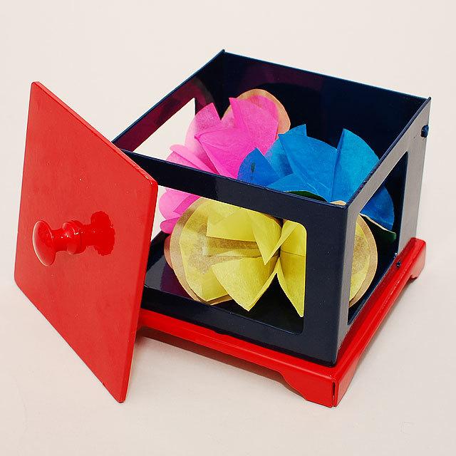 ◆マジック・手品◆瞬間出現ボックス◆H5261