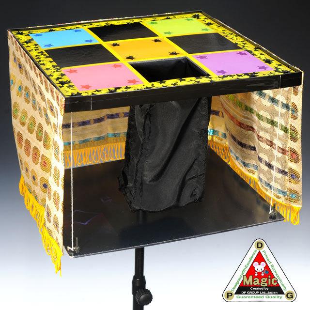 新品 最強のマジックテーブル マジック 手品 DPG 布無 品質保証 K7892A マジックテーブル用セルバント