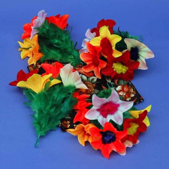 ◆マジック・手品◆マンモス 花とスカーフ◆T5424