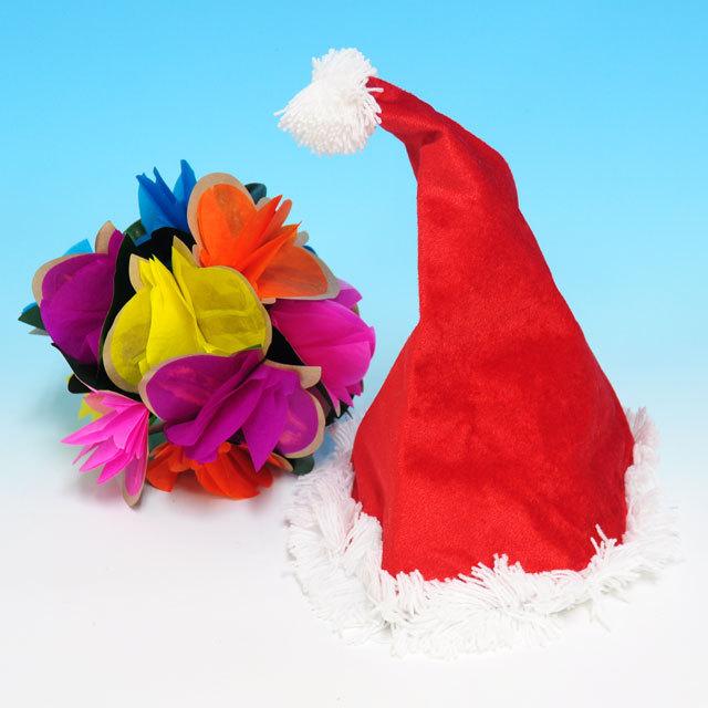 クリスマスシーズンに最適 マジック 手品 毎日続々入荷 サンタのマジックハット T5645 スーパーセール