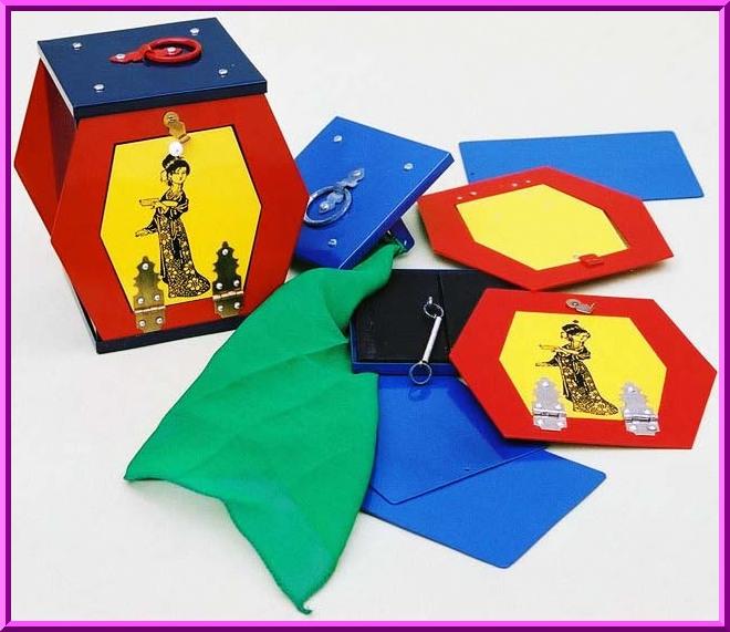 ●マジック関連●クラッタリングボックス MT●H5265