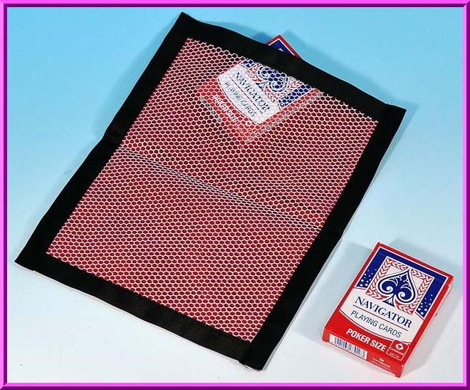 袋に入るサイズのものなら何でもすり替えることができます マジック 手品 T5514 出群 豪華な デックスイッチバック