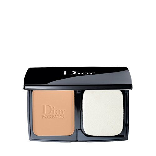 DIOR ショッピング ディオール 2017年新作ファンデーションは毛穴レスマット肌 Dior ディオールスキン 4年保証 フォーエヴァー ベージュ #030:ミディアム コントロール エクストレム コンパクト