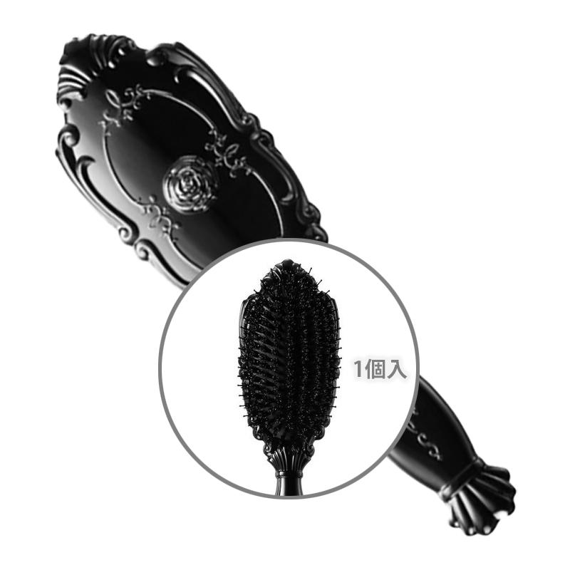 デコラティブなバラモチーフが印象的なANNA ストアー SUIのヘアブラシ ANNA SUI 売れ筋ランキング アナスイ ヘアー ブラッシュ
