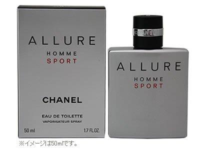 アリュール オム スポーツ CHANEL シャネル 香水 オードトワレ EDT 100ml メンズ (アリュールオム)
