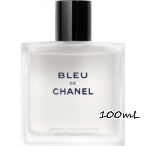 CHANELのアフターシェイヴ ローション CHANEL 年間定番 シャネル ブルー ドゥ 大放出セール N アフターシェイヴ 100mL