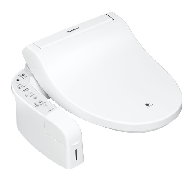 Panasonic 温水洗浄便座 ビューティ・トワレ DL-AWK600-WS ホワイト