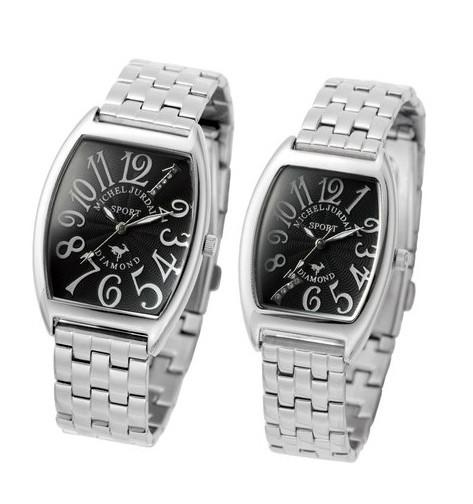 ミッシェル SL1000A-1B』送料無料腕時計 『ミッシェル ペアウォッチ 天然ダイヤモンド トノー ジョルダン メタルベルト SG1000A-1B 誕生日、クリスマスプレゼントにも SL1000A-1B(割引不可) SG1000A-1B ジョルダン ペアウォッチ
