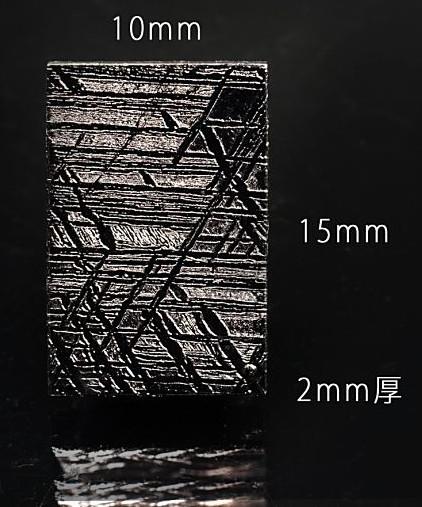 ギベオン隕石 プレート 財布・ポーチ用