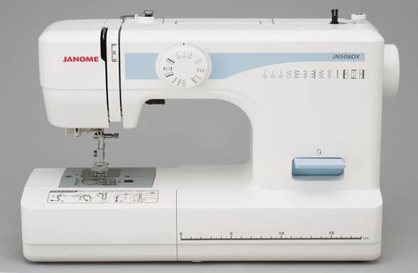 【大感謝価格 】ジャノメミシンJN508DX