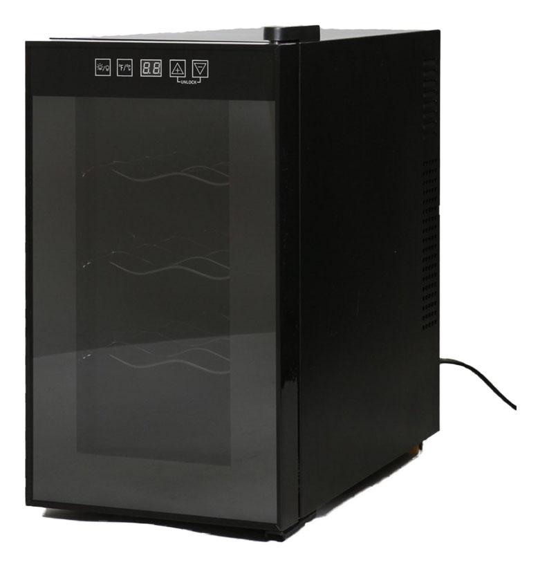 【メーカー直送・大感謝価格】SIS 8本収納 家庭用ワインセラー BCW-25C
