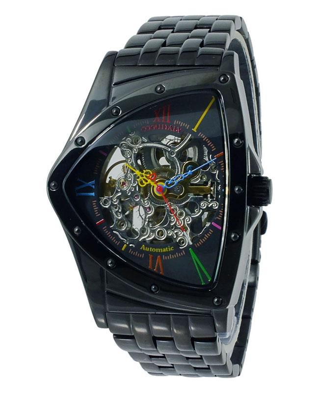 【大感謝価格 】コグ COGU 流通限定モデル フルスケルトン 自動巻き 腕時計 BNT-BBC