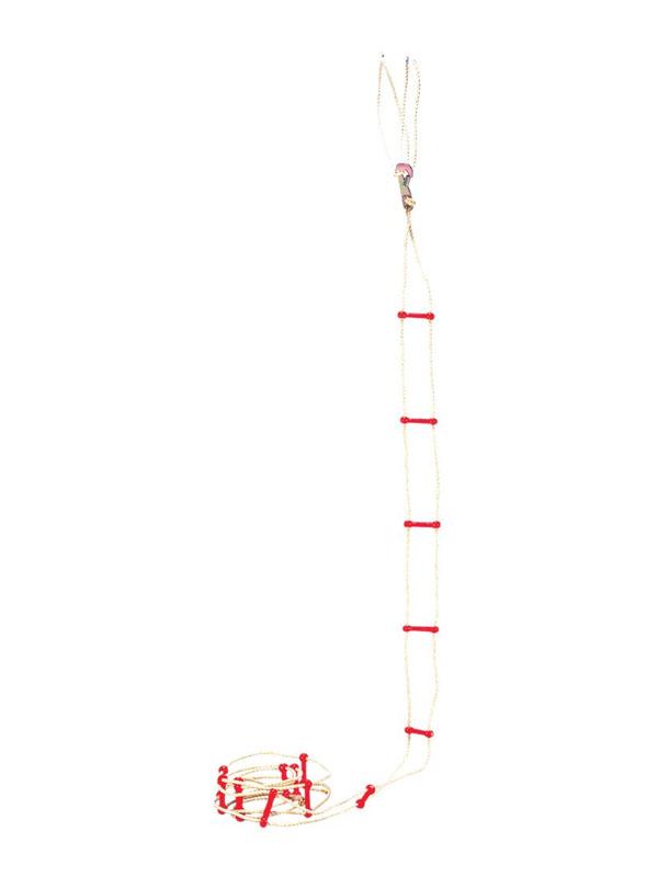 【大感謝価格 】避難はしご セイフティロープ 12m
