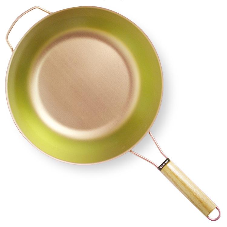 【大感謝価格 】3層チタン鍋 ティアラ 直径27cm×深さ8.2cm 容量約2.8l 380g IH非対応 日本製