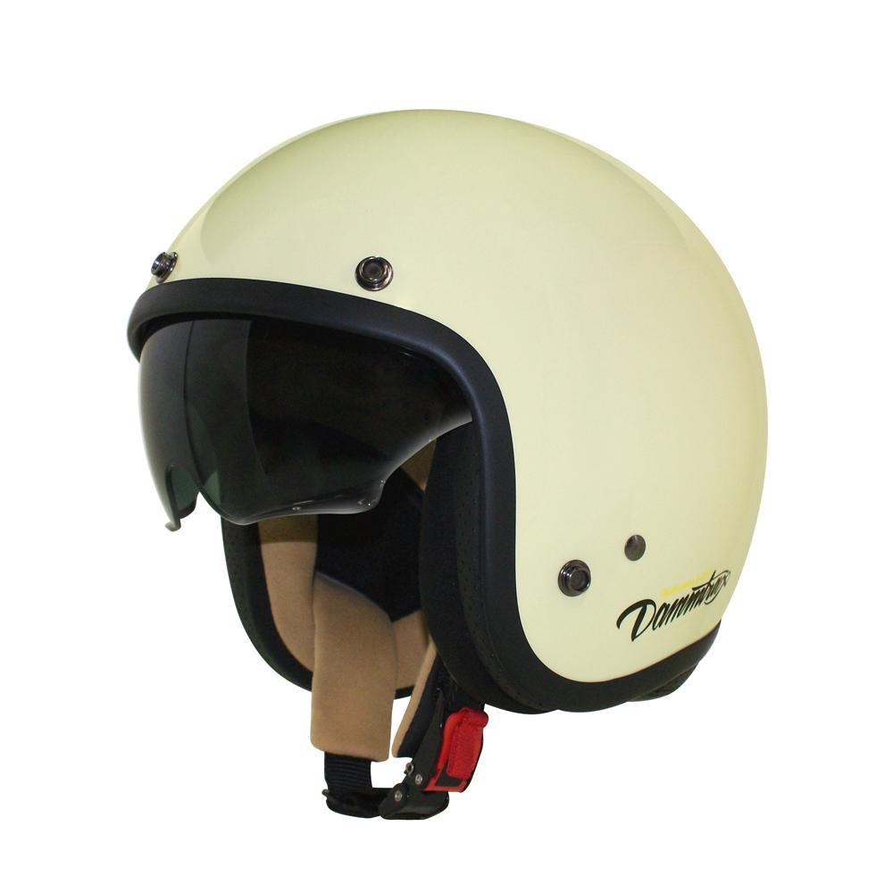 ダムトラックス(DAMMTRAX) AIR MATERIAL ヘルメット PEARL IVORY KIDS【割引不可・返品キャンセル不可】