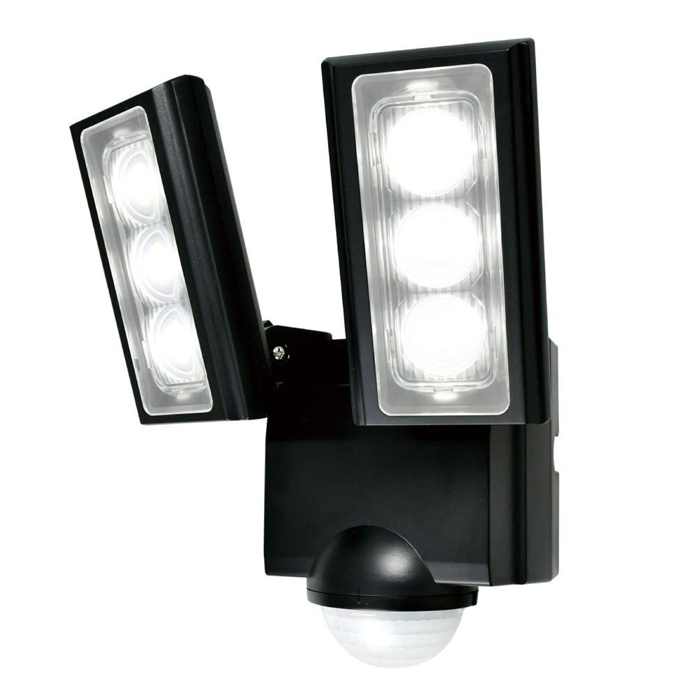 ELPA(エルパ) 屋外用LEDセンサーライト 乾電池式 ESL-312DC【割引不可・返品キャンセル不可】
