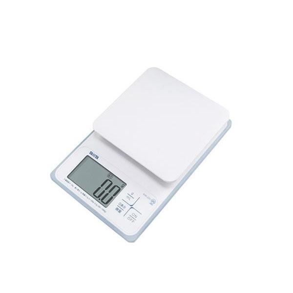 TANITA タニタ KW-220 洗える デジタルクッキングスケール ホワイト KW-220-WH測り キッチン 0.1g【割引不可・返品キャンセル不可】