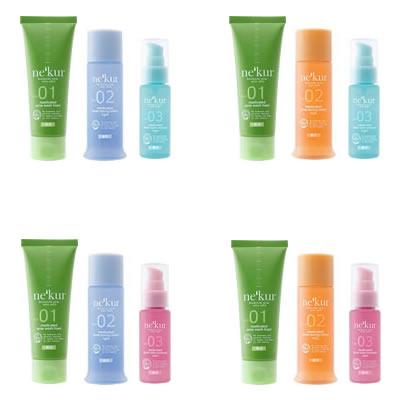 ネクア(nekur) ボタニカルプラススキンケア 薬用アクネ洗顔3点セット洗顔 化粧水 保湿【割引不可・返品キャンセル不可】