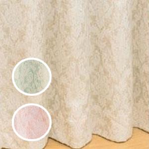 川島織物セルコン フランベルジュ 1.5倍形態安定プリーツ ドレープカーテン 1枚 100×135cm【割引不可・返品キャンセル不可】