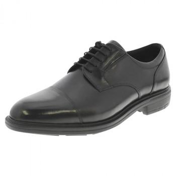 アシックス商事 ビジネスシューズ texcy luxe テクシーリュクス 4E相当 TU-7796 ブラック履きやすい 革靴【割引不可・返品キャンセル不可】