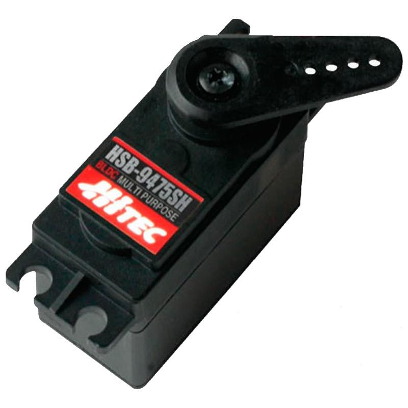 ハイテックサーボ HV ブラシレス オールマイティ デジタルサーボ HSB-9475SH(19.4kg/0.10s) 39475S【割引不可・返品キャンセル不可】