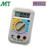 マザーツール デジタルLCRメータ LCR-9063電池 測定 ハンディ【割引不可・返品キャンセル不可・同梱不可・メーカー直送の場合あり】