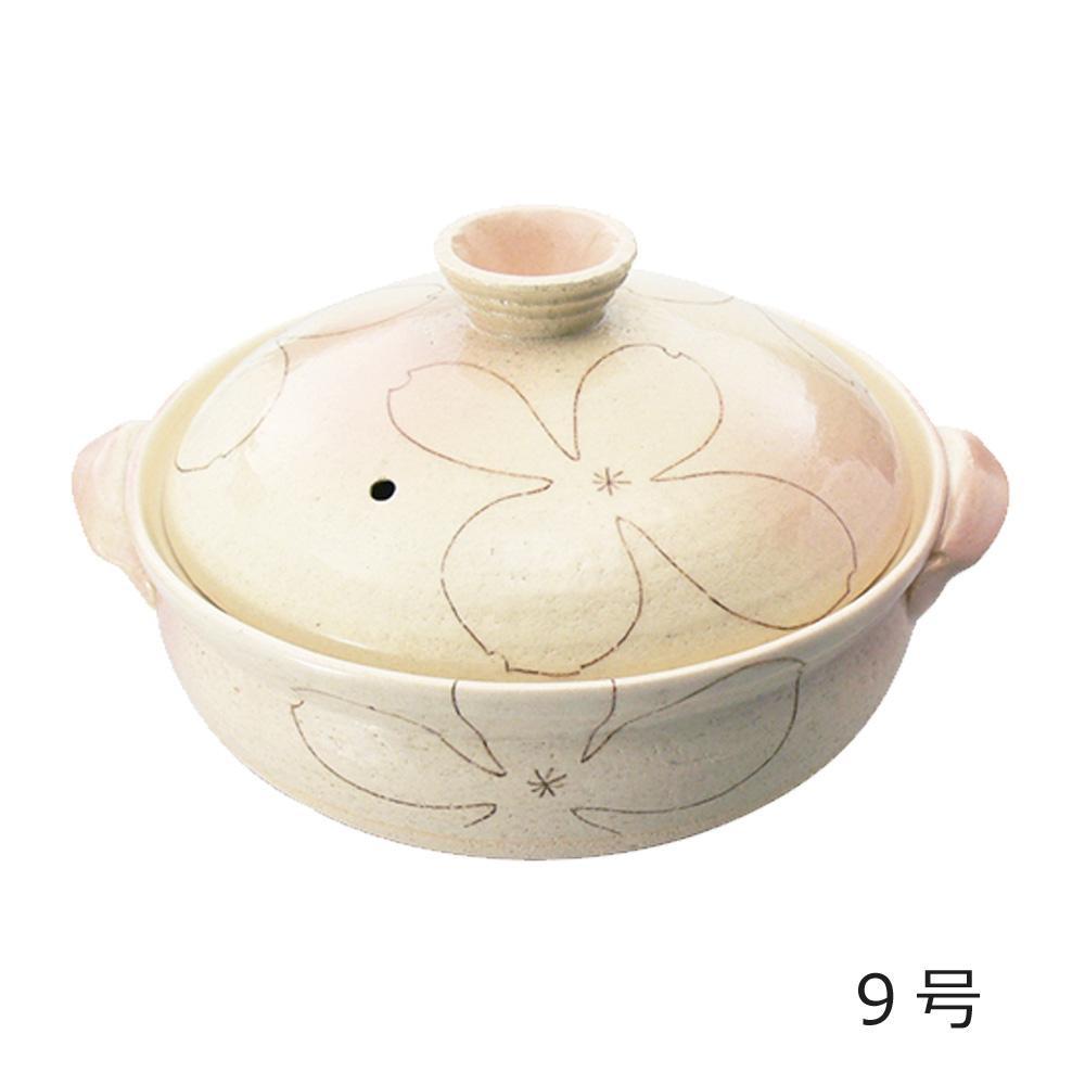 日本製 花水木 9号かる鍋 6097-5090【割引不可・返品キャンセル不可】