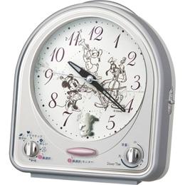 DisneyTime ディズニー目覚まし時計 C8061029【取り寄せ品キャンセル返品不可、割引不可】