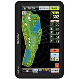 KAIHOU 7インチポータブルゴルフナビゲーション TNK-G701【取り寄せ品キャンセル返品不可、割引不可】
