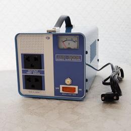 スワロー電機 【受注生産のため納期約2週間】電圧安定装置170~260V→100V 500W AVR-500E【取り寄せ品キャンセル返品不可、割引不可】