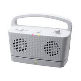 Audio-Technica オーディオテクニカ デジタルワイヤレスステレオスピーカーシステム(ホワイト) AT-SP767TV WH【取り寄せ品キャンセル返品不可、割引不可】