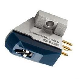 Audio-Technica オーディオテクニカ MC型(デュアルムービングコイル)ステレオカートリッジ ATF2【取り寄せ品キャンセル返品不可、割引不可】