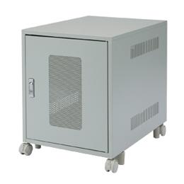 省スペース19インチボックス(6U)【取り寄せ品キャンセル返品不可、割引不可】