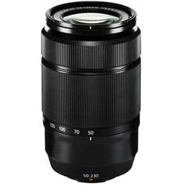 富士フイルム 交換用レンズ XC50-230mm F4.5-6.7 OIS II ブラック【取り寄せ品キャンセル返品不可、割引不可】